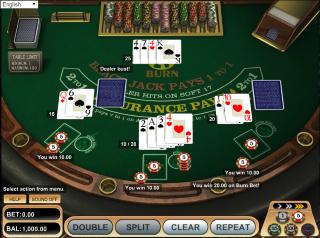 21 Degantis blackjack