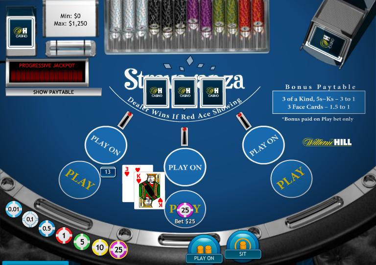 Blackjack zaidimas