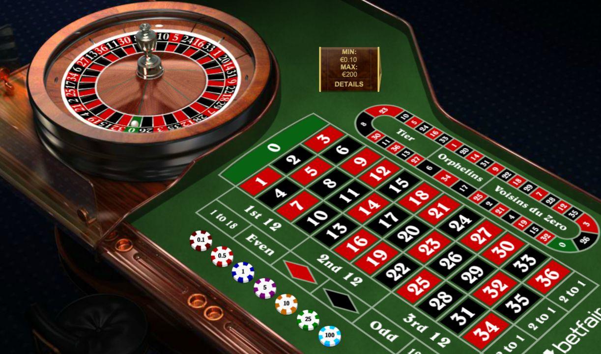 Casino rulete gyvai taktika