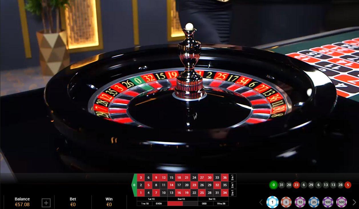 Kaip žaisti rulete