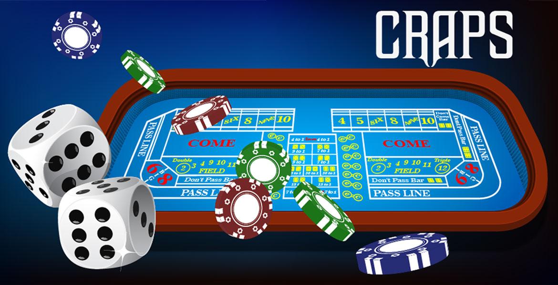 craps casino online game