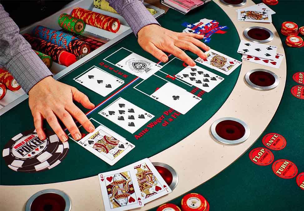 Crown casino texas holdem