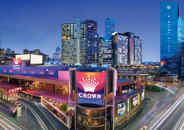 ''Crown'' kazino Melbourne Australia