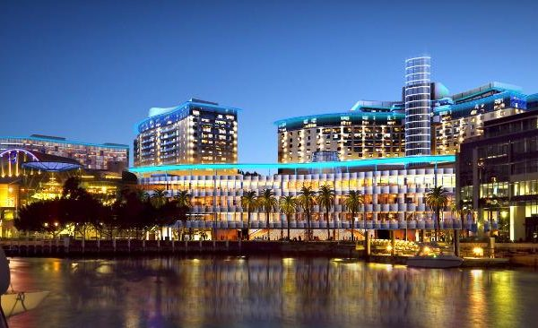 ''Star City'' Casino Sydney