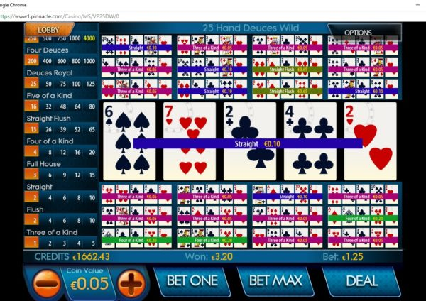 "Laukinių-dvejetų-""Deuces-Wild""-video-pokerio-optimali-žaidimo-strategija"