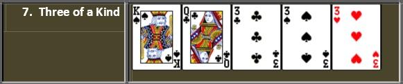 Pokerio-rankos-trys-vienodos