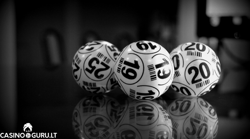 keno kazino zaidimas - loterijos kamuoliukai