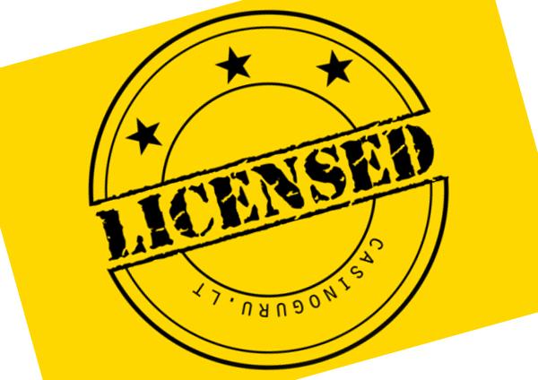 kazino licencija