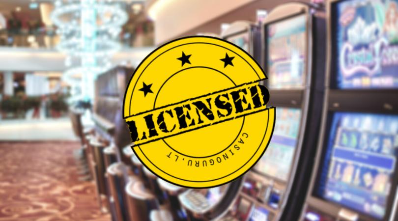 kazino su licencija lošimo namai lošimo automatai casinoguru