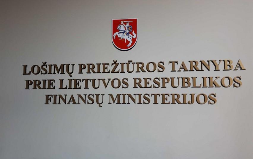 Lietuvos lošimų priežiūros tarnyba lpt