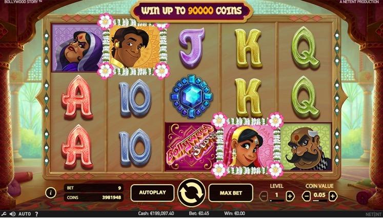 Bollywood Story_online kazino zaidimas-slot