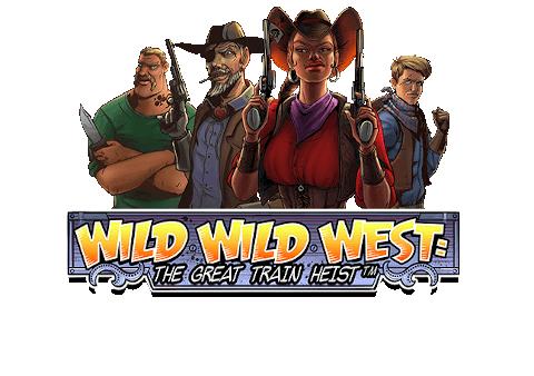 Wild Wild West lošimų automato specialusis paveikslėlis
