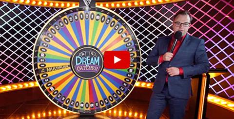 Live Dream Catcher taisyklės ir patarimai