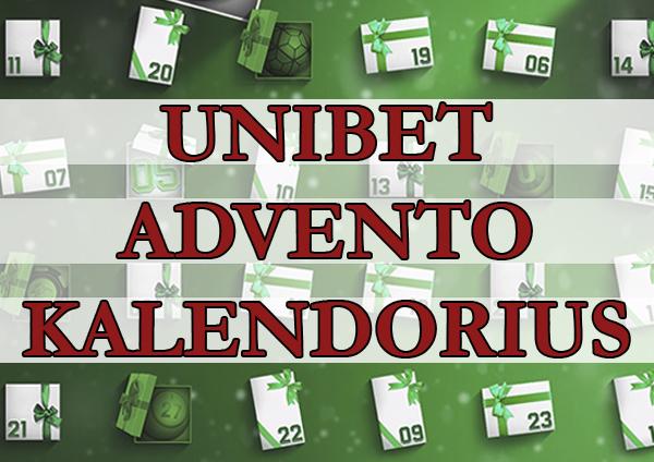 Unibet-Advento-Kalendorius