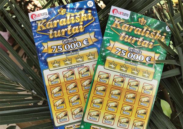 kaip laimėti loteriją