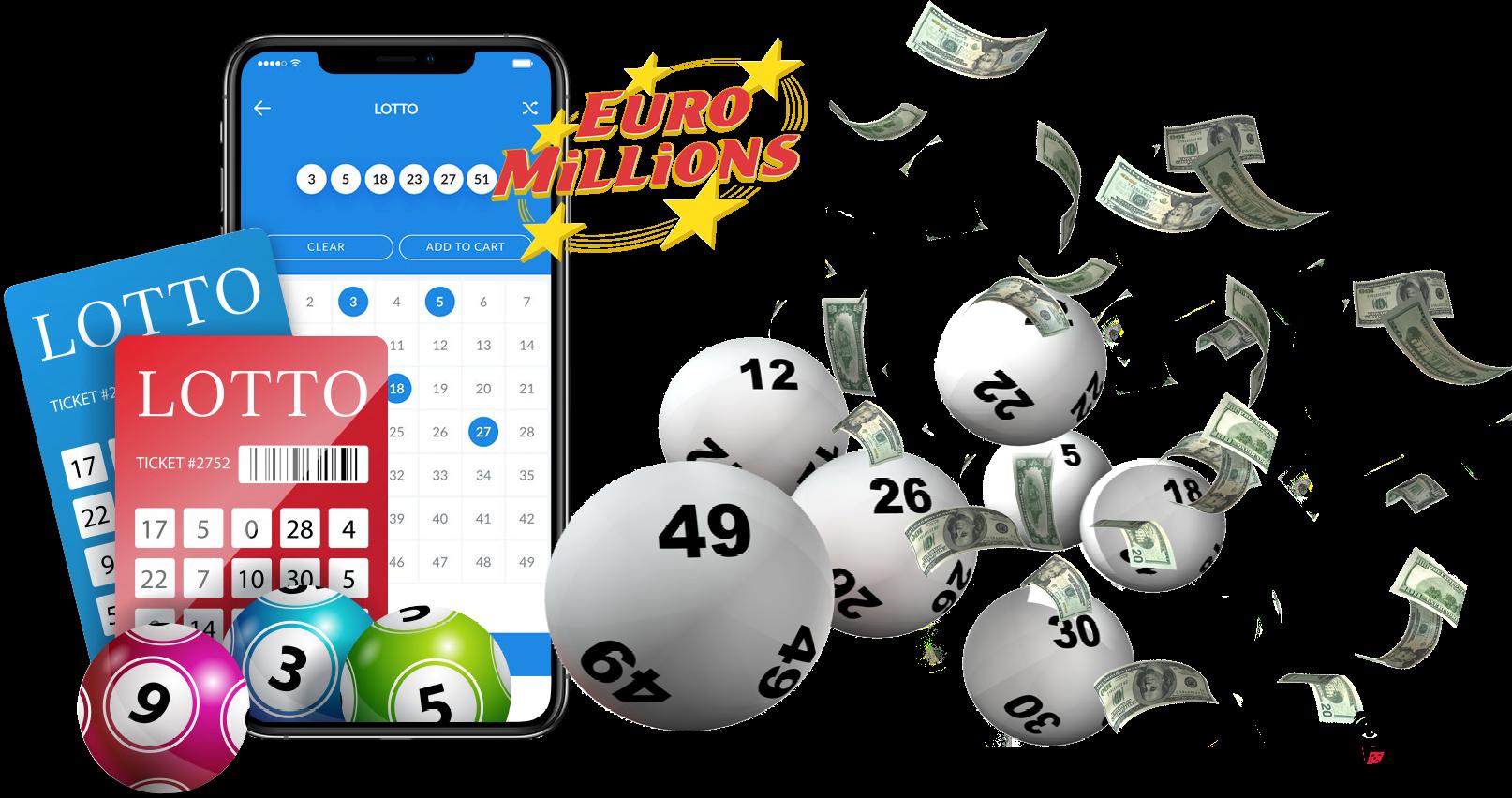 euromillions loterija - bilietai online