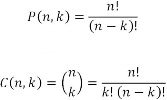 formule - kaip apskaičiuoti tikimybę laimėti loterijoje