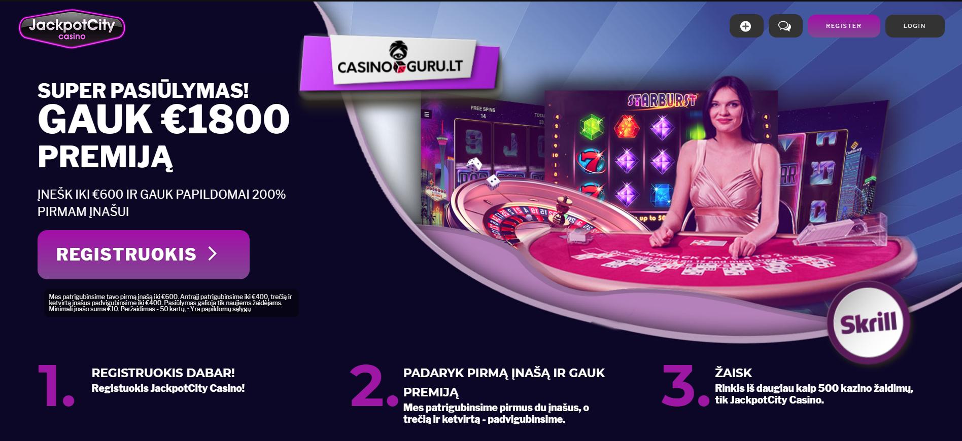 jackpot city casino bonus codes free spins - casinoguru akcija 1800€ kazino premija