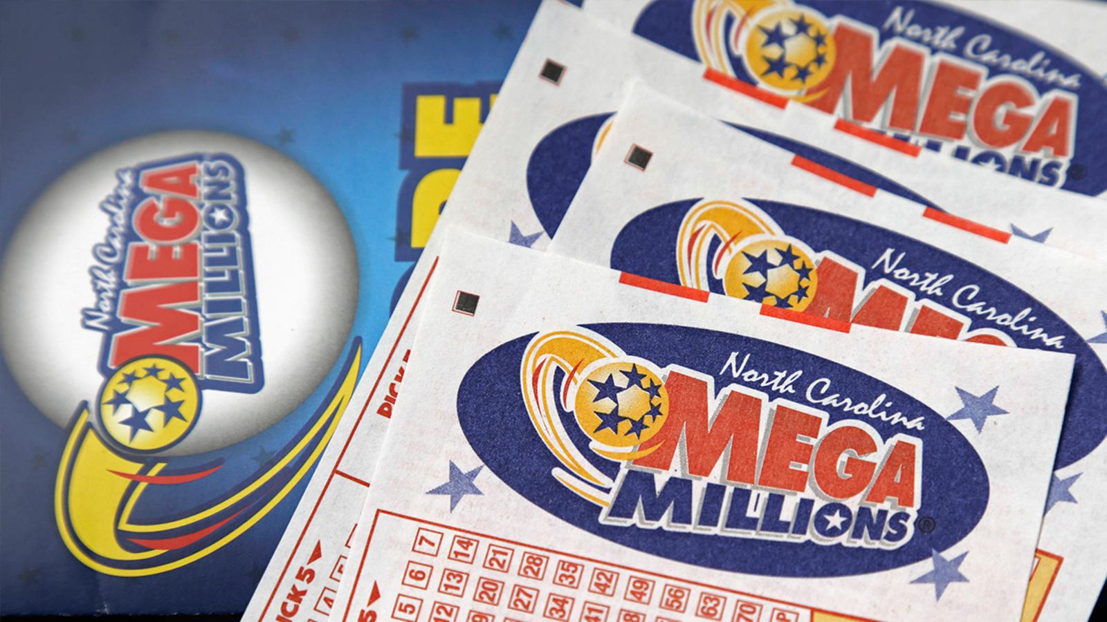 mega millions loterija bilietai internetu