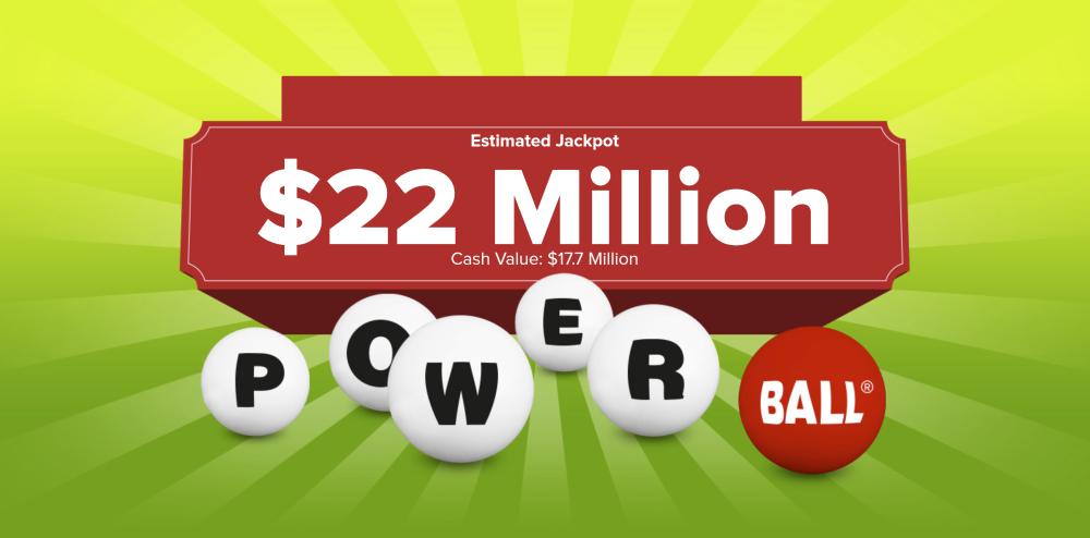 powerball jackpot internetu