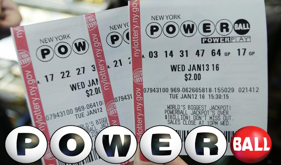 powerball loterija - bilietai
