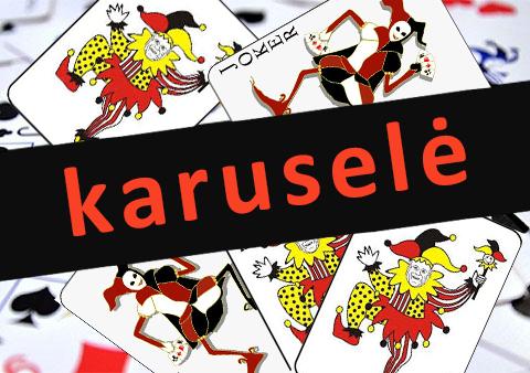 Kortų-žaidimai_Karuselė