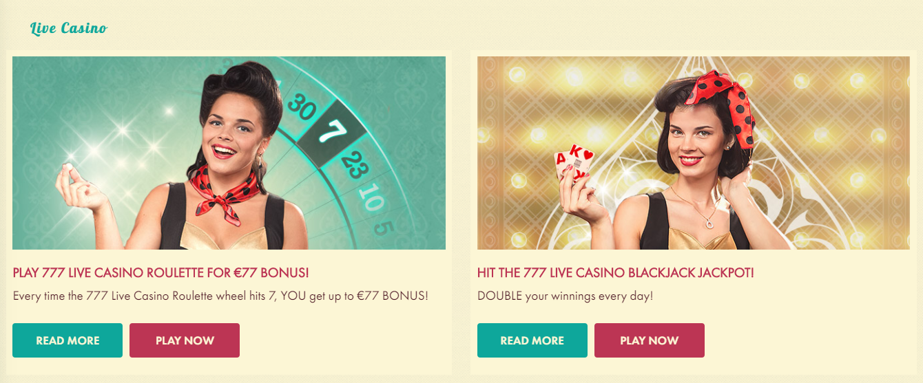 777 ladies - roulette - aces - 777 no deposit bonus