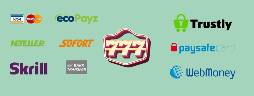 777 mokėjimo metodai - 777 casino withdrawal times - skrill visa mastercard sofort webmoney trustly webmoney