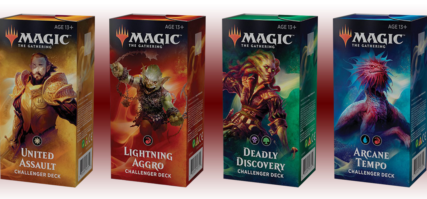 Magic-The-Gathering-2019-Challenger-kortų-kaladės1
