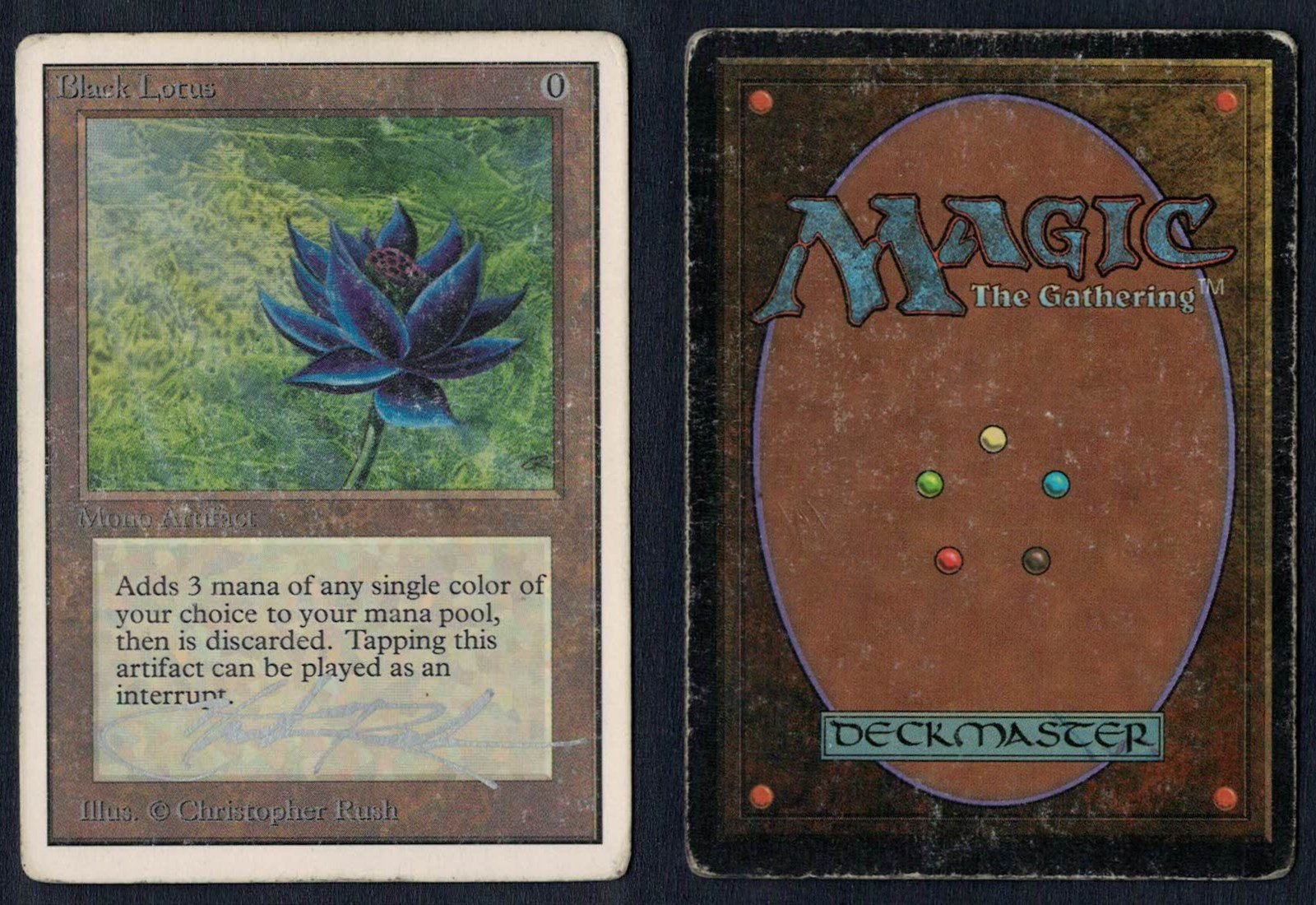 Magic-the-Gathering_Black Lotus