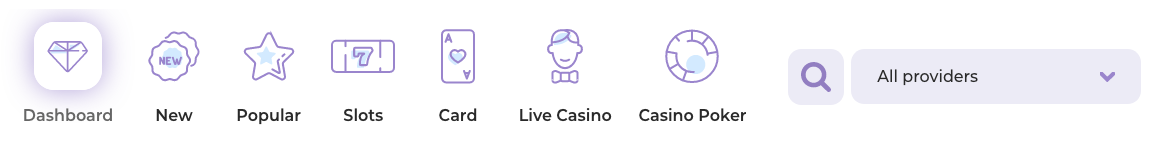 alf casino online game filters