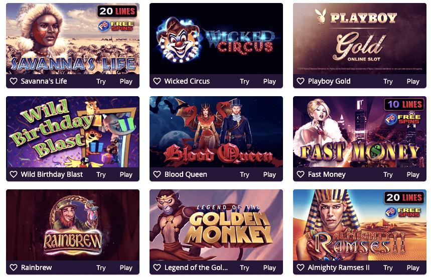 lošimo automatai internetu - kazino žaidimų automatų įvairovė