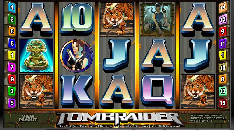 Online slots_lošimo automatas-Tomb-Raider slot