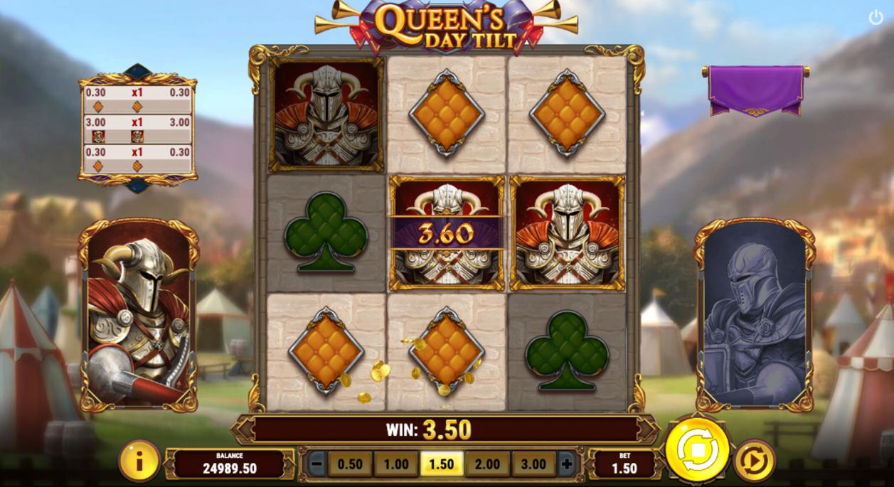 kazino žaidimai nemokamai Queens-Day-Tilt