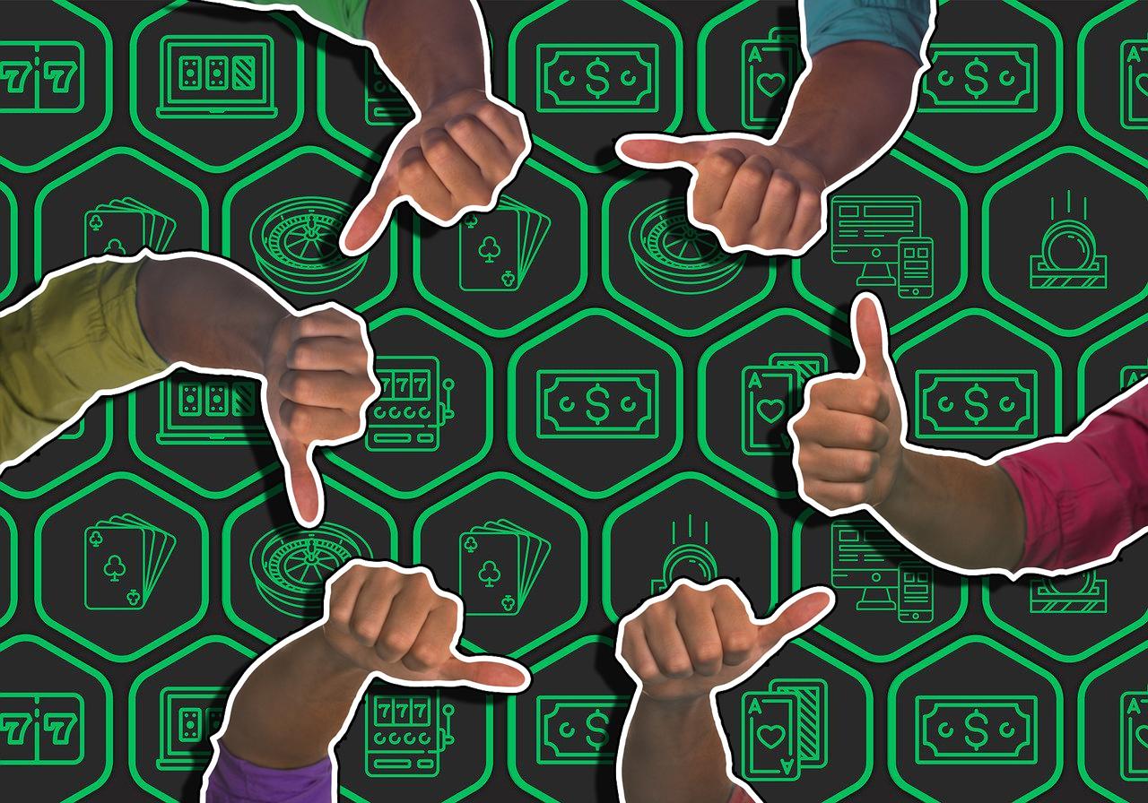 losimai internetu saugumas ir patikimumas_nykščiai aukštyn
