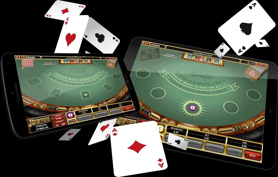 kortų žaidimas blackjack online