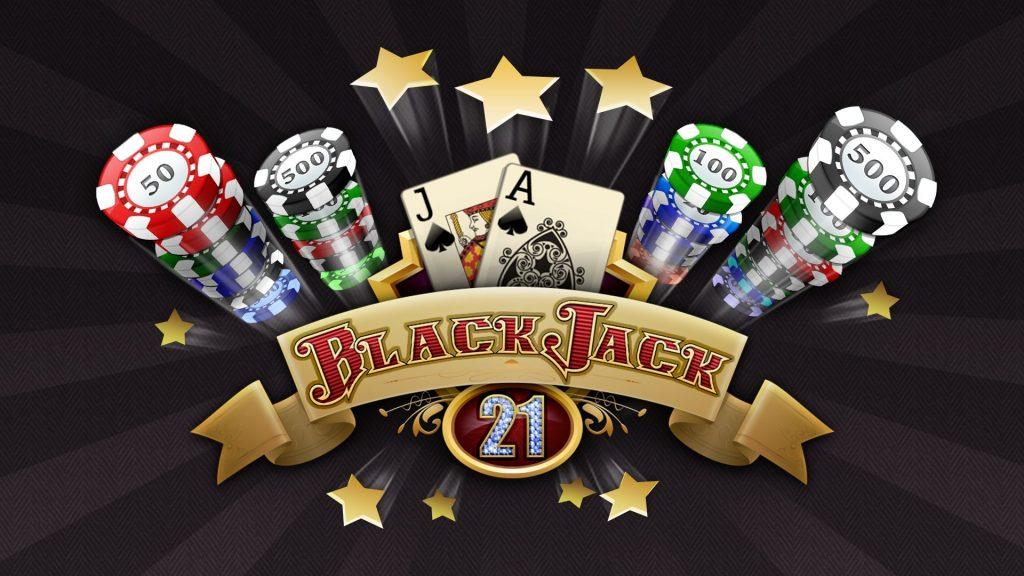 kortu zaidimas akis 21 arba blackjack