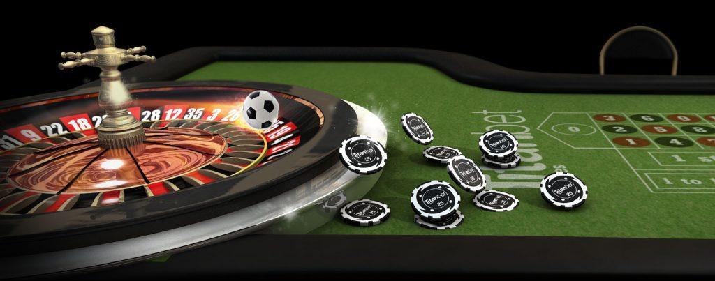 ruletes ratas ir stalas - žaisti ruletę kazino online