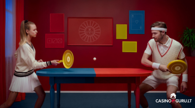 betgames.tv - people playing table tennis