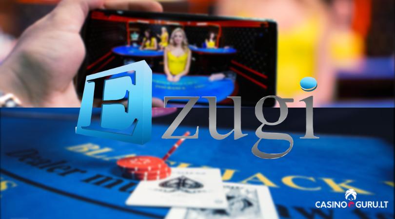 ezugi live casino - ezugi live dealer