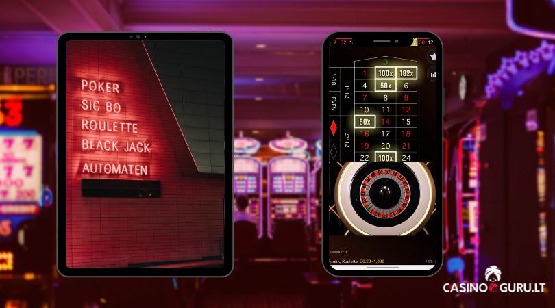 mobile live casino games - live casino lightning roulette