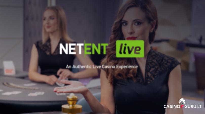 netent live - live casino netent