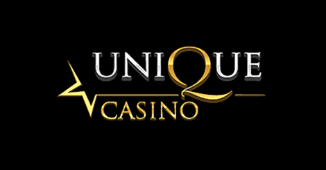 unique casino online logo