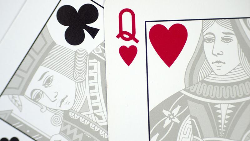 kortų žaidimai dviem