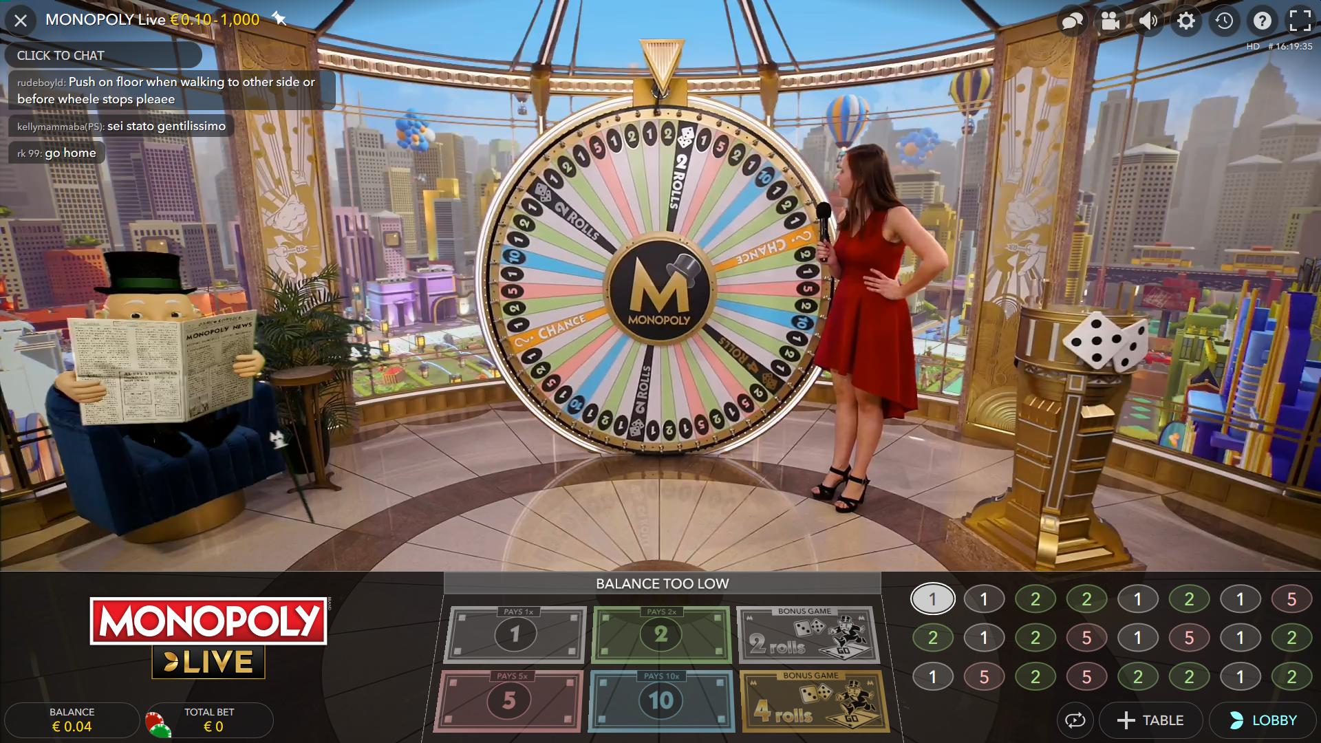 monopoly live strategija - monopoly live ratas