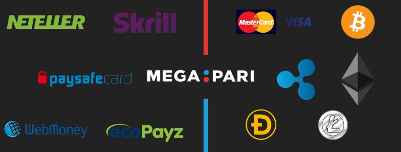 megapari mokėjimo būdai bitcoin neteller skrill webmoney ripple ethereum litecoin
