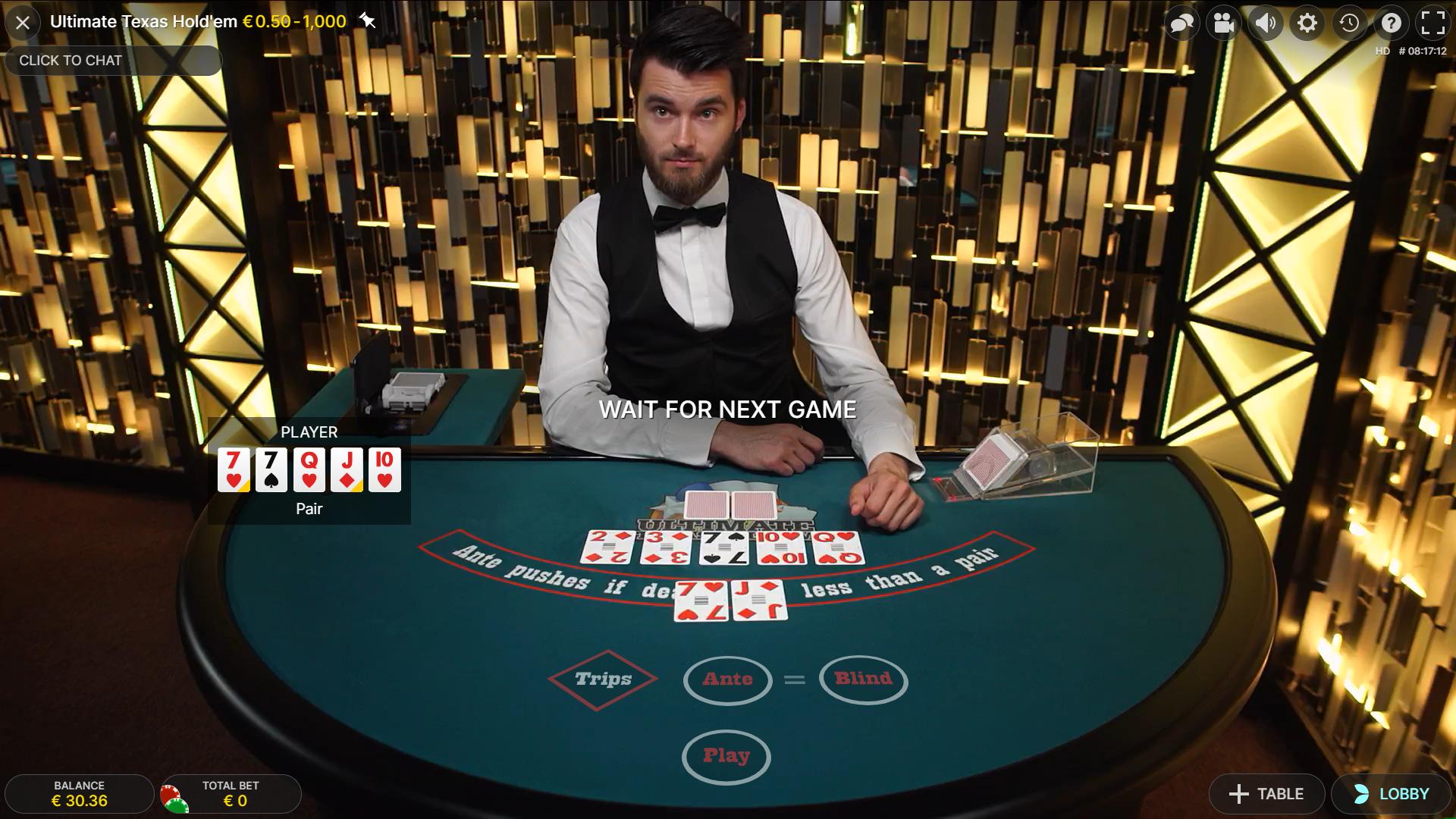 ultimate texas holdem evolution gaming pokeris kazino azartiniai kortu zaidimai - dalintojas - kaip islosti kazino