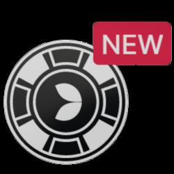1xcasino logo live kazino transparent