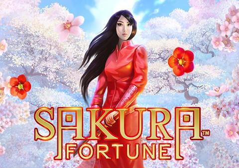 Sakura Fortune lošimų automato specialusis paveikslėlis