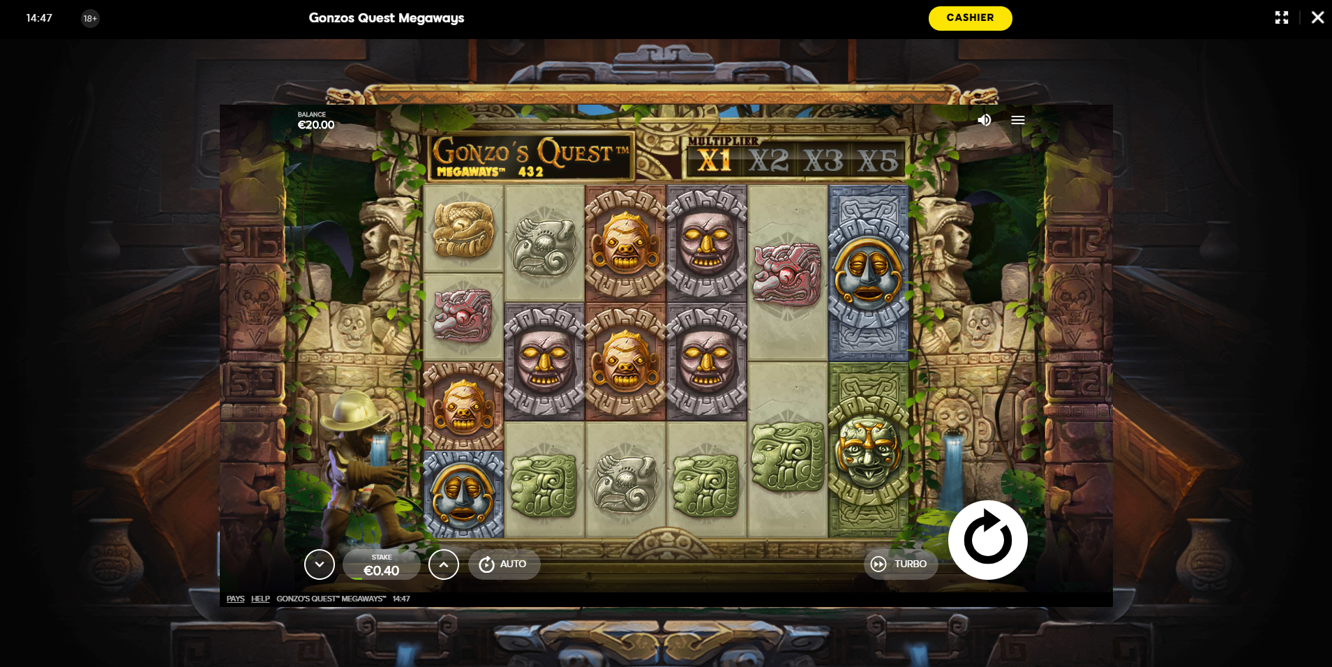 gonzo's quest megaways netent red tiger gaming 888 casino